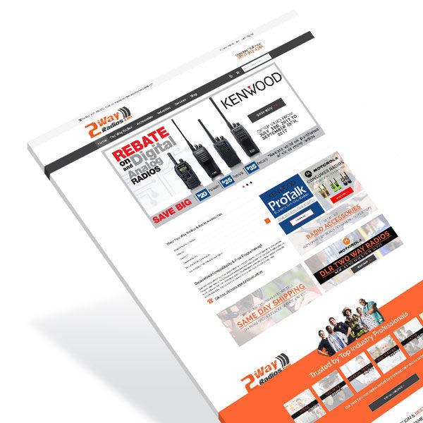 Charrlotte NC eCommerce Web Design