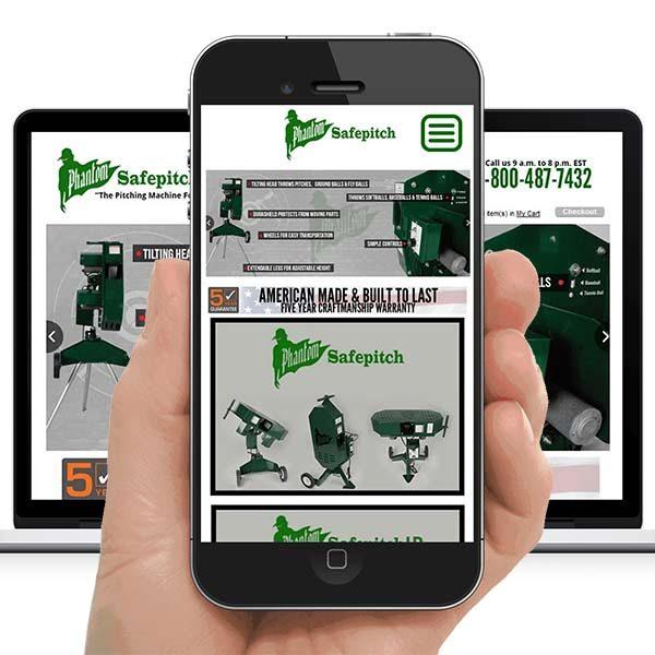 Clemson Small Business Website Design