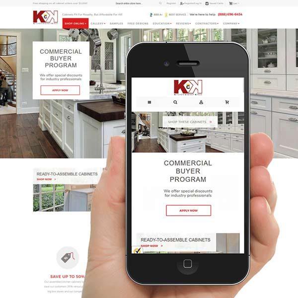 Magento eCommerce Web Design ClemsonWeb