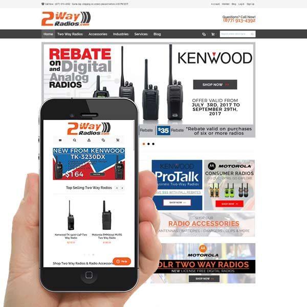 Clemson eCommerce Web Design