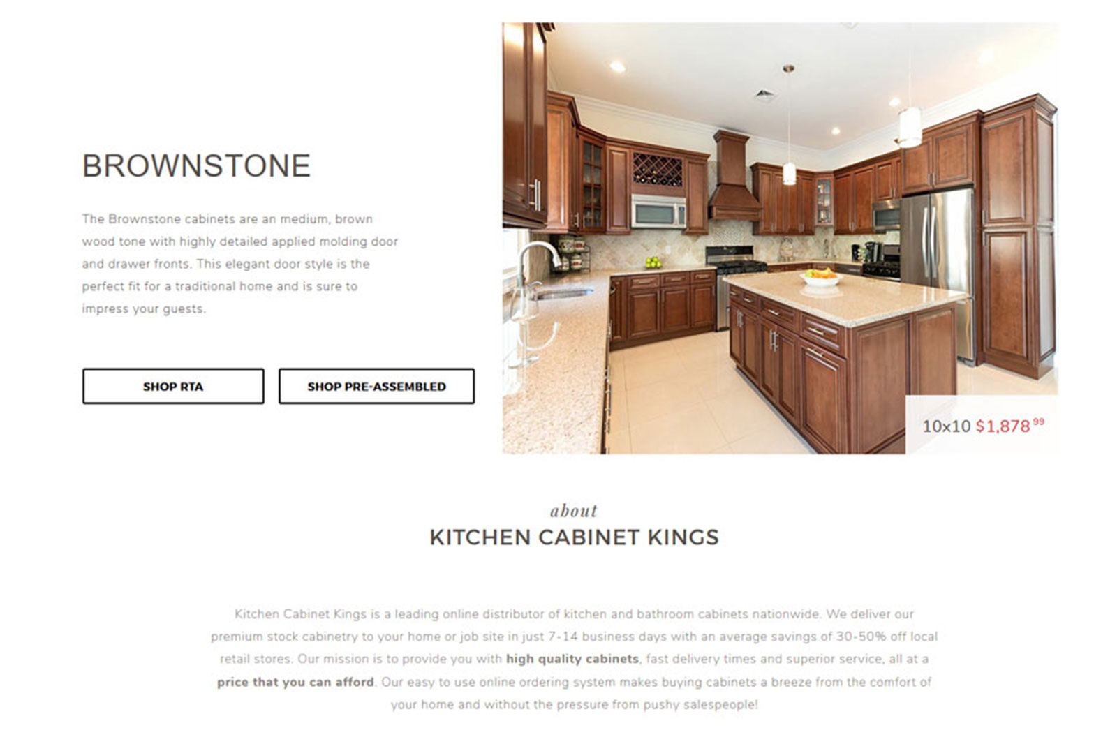 eCommerce Website | Kitchen Cabinet Kings | Clemson Web Design on online salon design, online knife design, online fashion design, online garden design, online yoga, online home design, online stationery design, online fundraising, online landscape design, online interior design, online greeting card design, online deck design, online graphic design, online house layout design, online room design, online farm design, online bathroom design, pizza design, online project management, online clothing design,