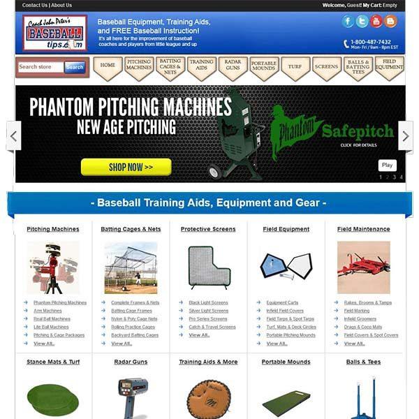 Clemson Sports eCommerce Website Design