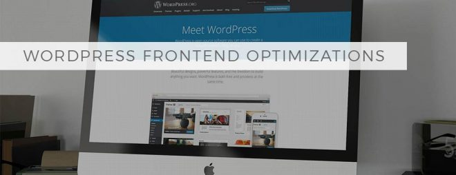 Optimize Wordpress