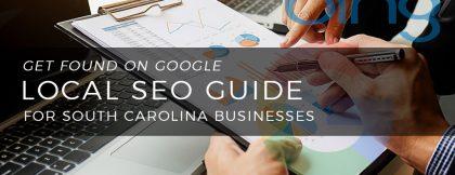 South Carolina Business Local SEO