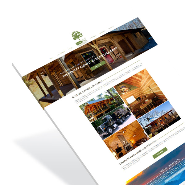 Greer Greenville Website Design