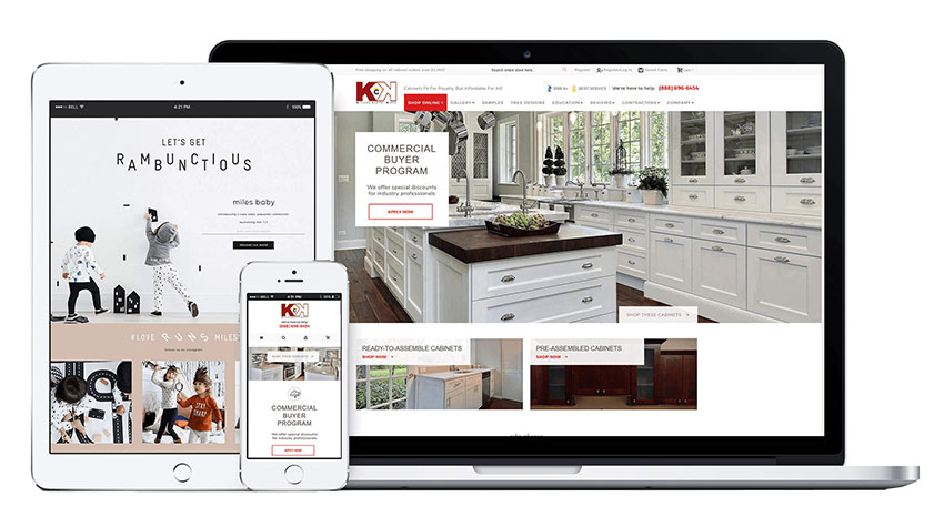 Responsive Web Design South Carolina