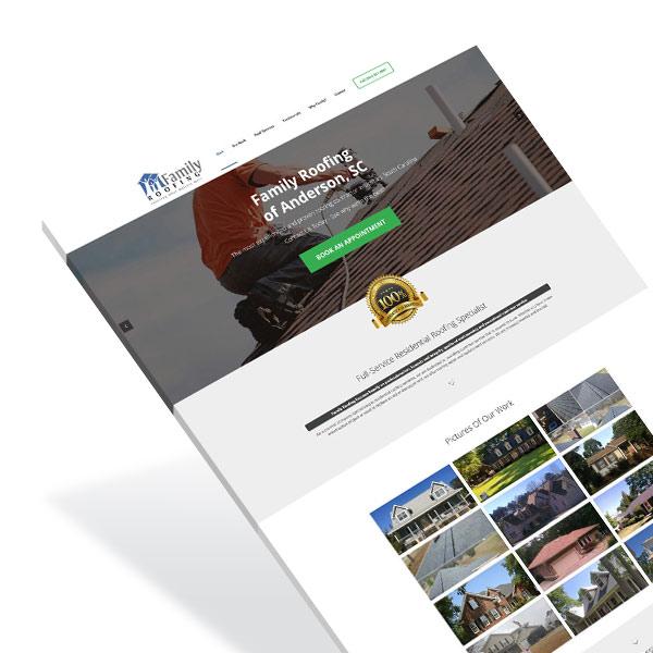 Anderson SC Website Design