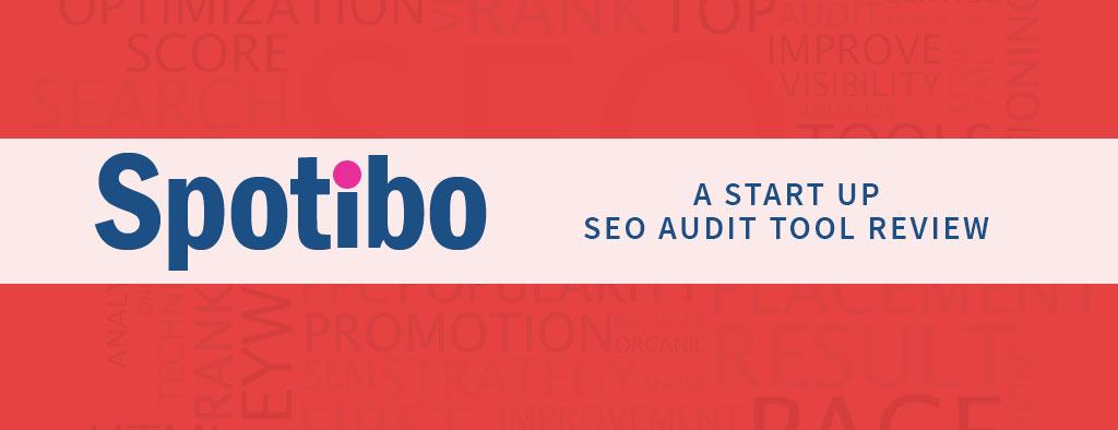 Spotibo SEO Audit Tool