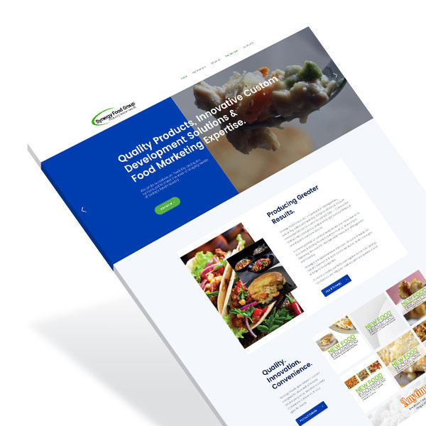 Synergy Food Web Design
