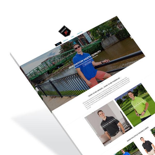 Greenville SC Shopify Web Design