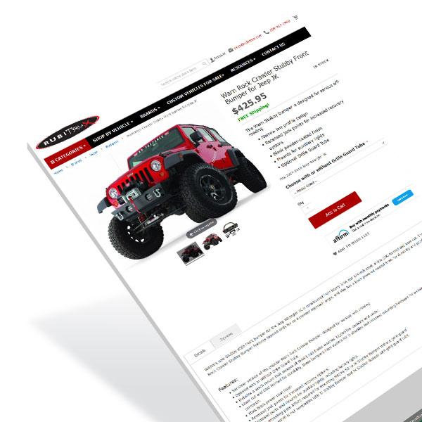 Warn Jeep Parts